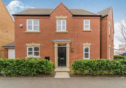 3 Bedrooms Semi Detached House for sale in Giles Drive, Warrington, Cheshire
