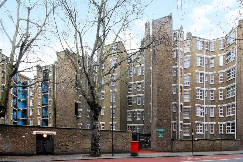 1 Bedroom Flat for sale in Clerkenwell Road, Farringdon, EC1R