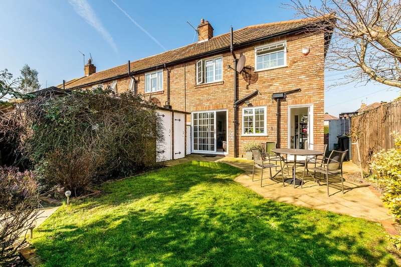 3 Bedrooms House for sale in Vancouver Road, Ham, TW10