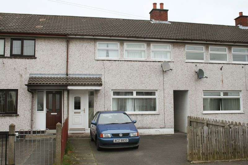 3 Bedrooms Terraced House for sale in 105 Milltown Avenue, Derriaghy, Lisburn