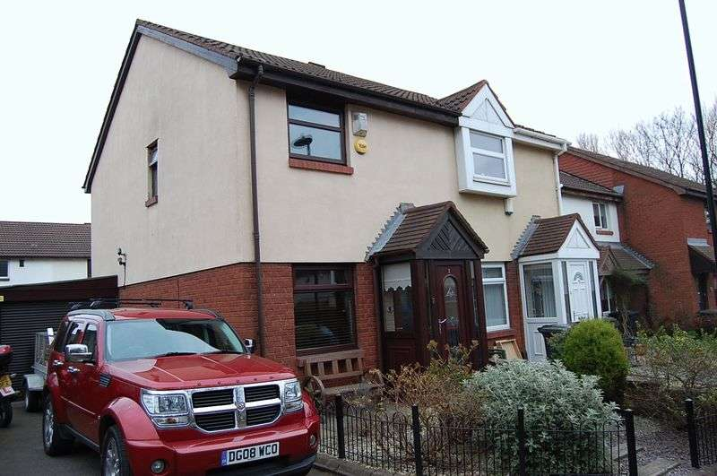 2 Bedrooms Terraced House for sale in ** HOT PROPERTY ** Smeaton Court, Wallsend