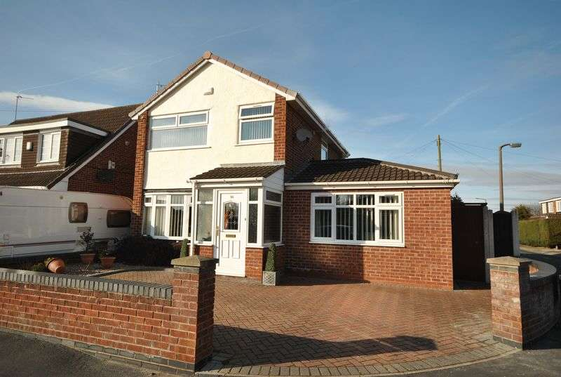 3 Bedrooms Detached House for sale in Beech Avenue, Upton Wirral