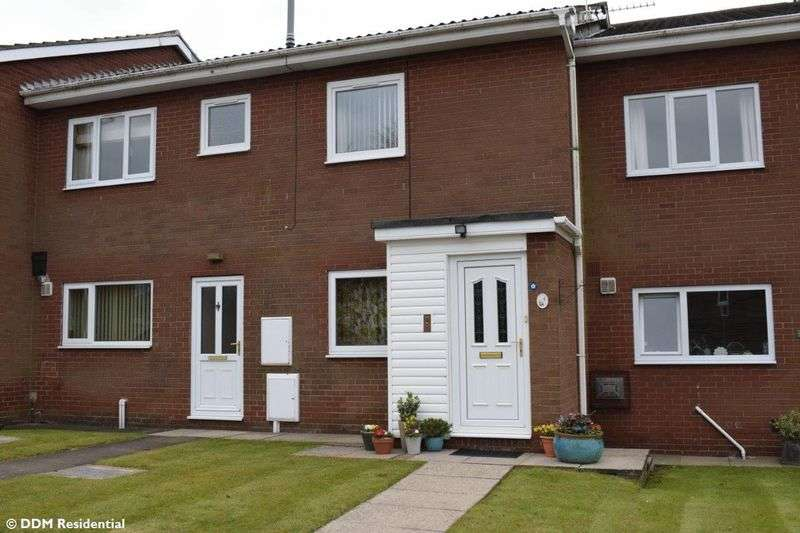 2 Bedrooms Flat for sale in The Chequers, Scunthorpe