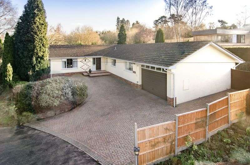 4 Bedrooms Detached Bungalow for sale in 3/4 Bedroom Bungalow, Aylestone Hill, Hereford, HR1 1JJ