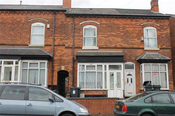 3 Bedrooms Terraced House for sale in Wood Lane, Handsworth Wood, Birmingham