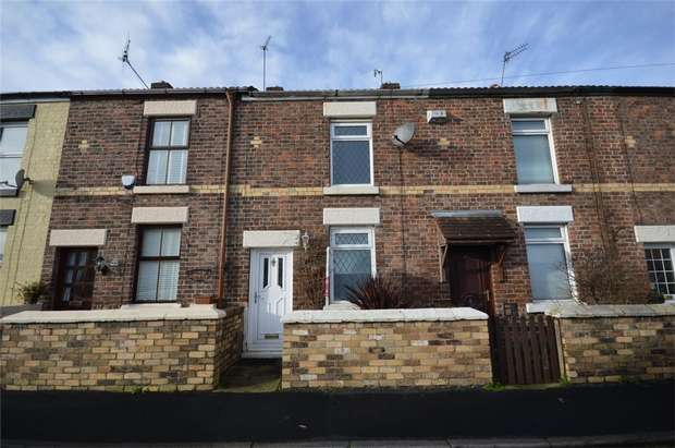 2 Bedrooms Terraced House for sale in School Lane, Higher Bebington, Merseyside