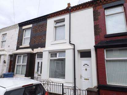 2 Bedrooms Terraced House for sale in Peveril Street, Liverpool, Merseyside, L9