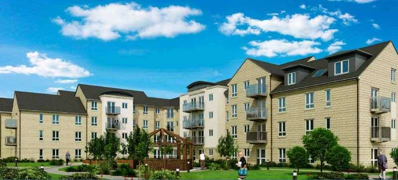 1 Bedroom Flat for sale in Thackrah Court, Leeds: Brand New One Bedroom first floor retirement apartmant