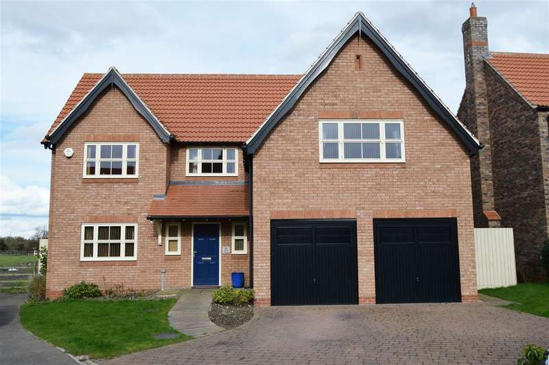 4 Bedrooms Detached House for sale in Dysart Grange, Long Bennington, Newark