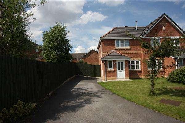 3 Bedrooms Semi Detached House for sale in Colwyn Close, Ellesmere Port