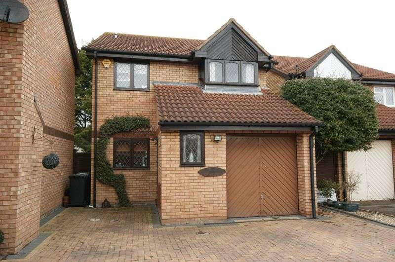 4 Bedrooms Detached House for sale in BLACKBROOK