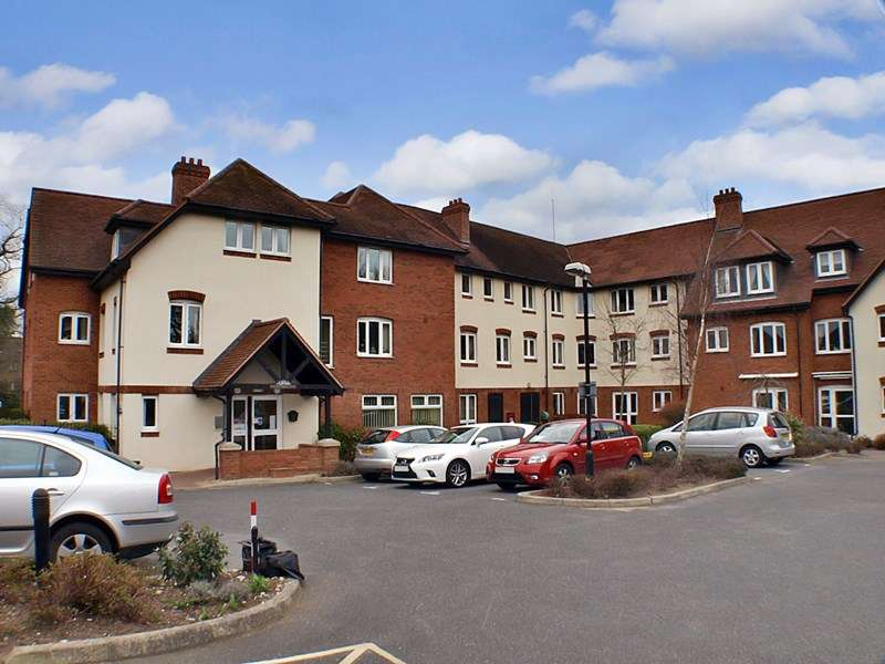 1 Bedroom Retirement Property for sale in Holme Oaks Court, Ipswich, IP3 0PE
