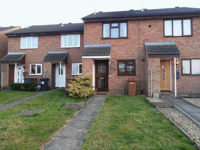 2 Bedrooms Terraced House for sale in Kestrel Road, Melton Mowbray
