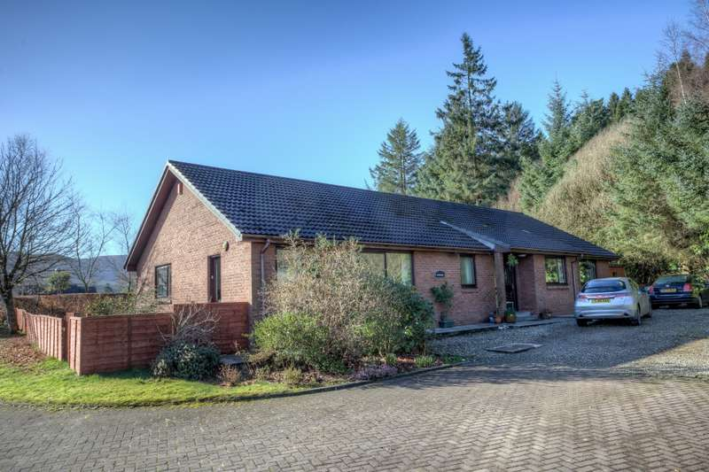 4 Bedrooms Bungalow for sale in Sheean Drive, Brodick, Ayrshire, KA27