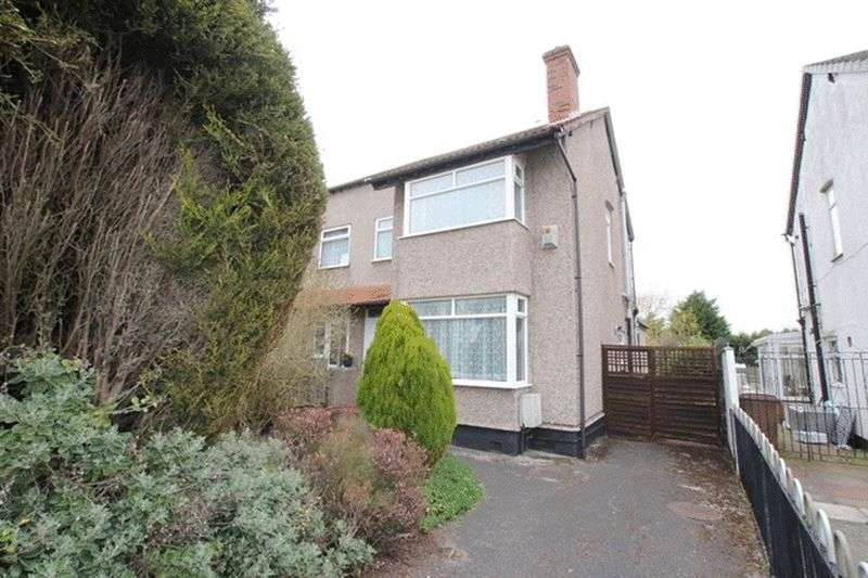3 Bedrooms Semi Detached House for sale in Ashlea Road, Pensby, Wirral