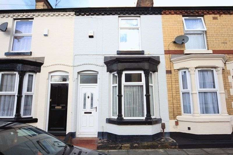 2 Bedrooms Terraced House for sale in Methuen Street, Wavertree, Liverpool, L15