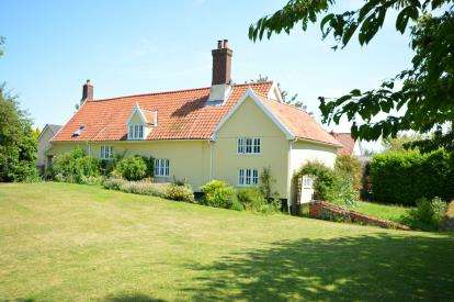 4 Bedrooms Detached House for sale in Eye, Suffolk