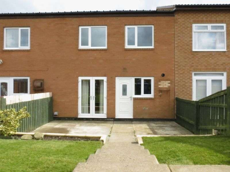 3 Bedrooms Terraced House for sale in Hampshire Place, Peterlee