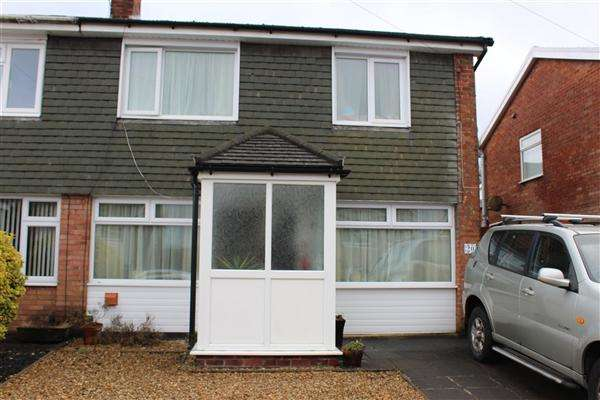 3 Bedrooms Semi Detached House for sale in St Davids Way, Caerphilly