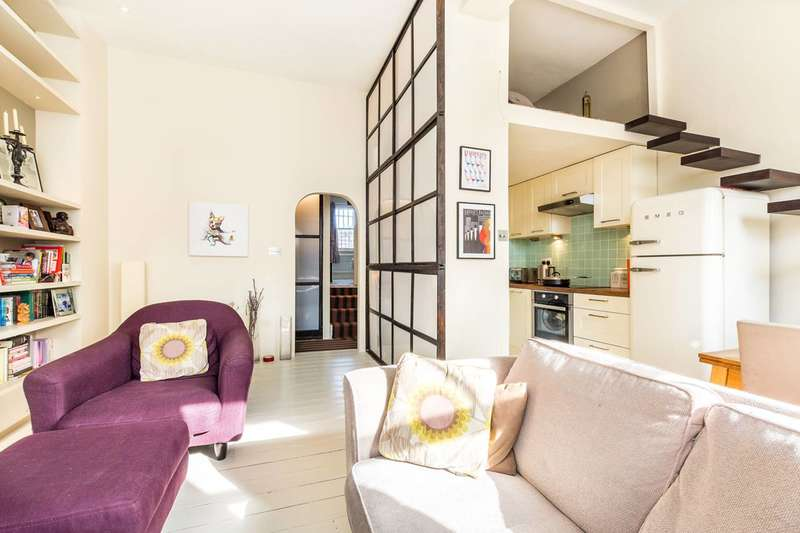2 Bedrooms Flat for sale in Talbot Road, Notting Hill, W11