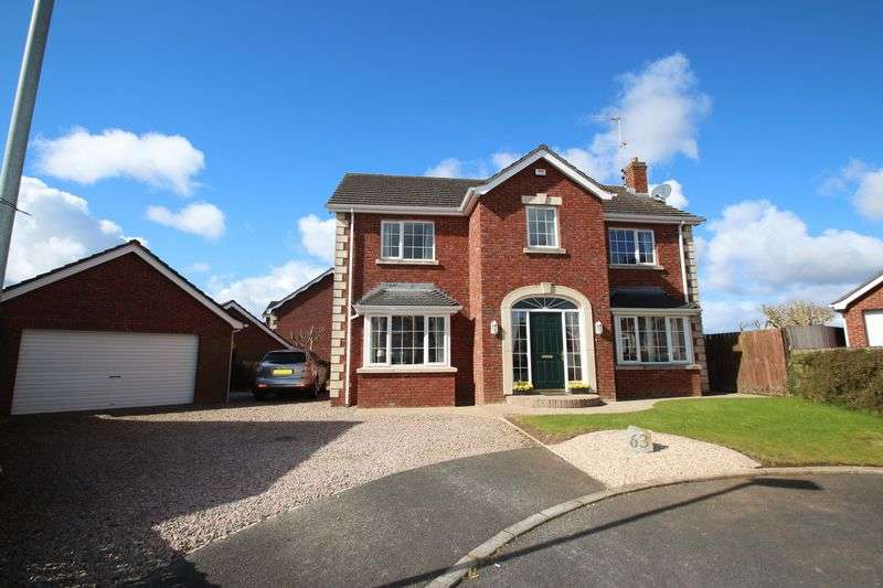 5 Bedrooms Detached House for sale in 63 Holly Hill, Dollingstown, BT66 7UB