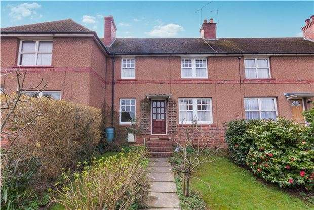 2 Bedrooms Terraced House for sale in Pear Tree Lane, Bexhill-On-Sea, East Sussex, TN39 4PG