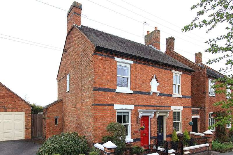 2 Bedrooms Cottage House for sale in BREWOOD, Shop Lane