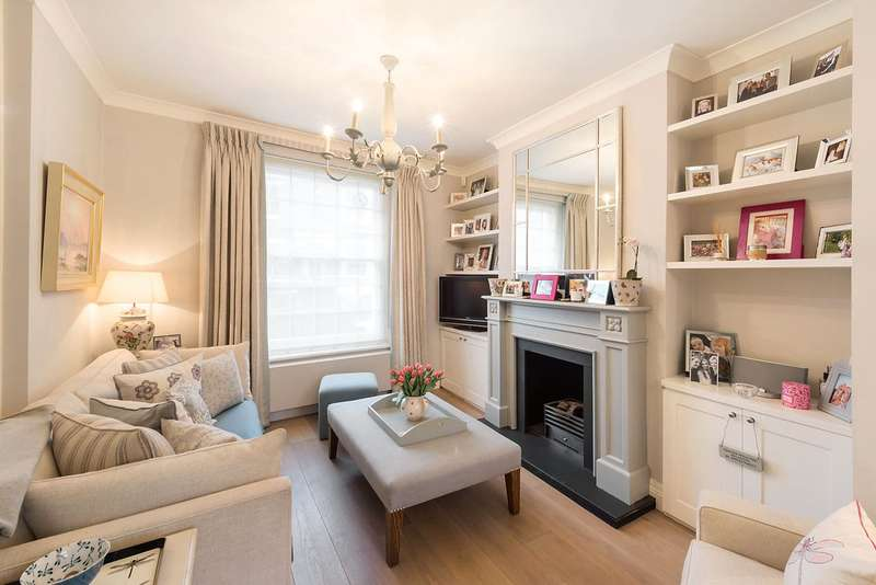 4 Bedrooms Terraced House for sale in Bridge Lane, London, SW11