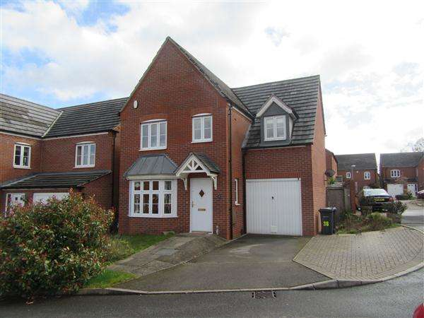 4 Bedrooms Detached House for sale in Redhill Gardens, Kings Norton, Birmingham