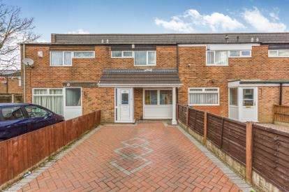 3 Bedrooms Terraced House for sale in Wood Leasow, Birmingham, West Midlands, 23 Wood Leasow