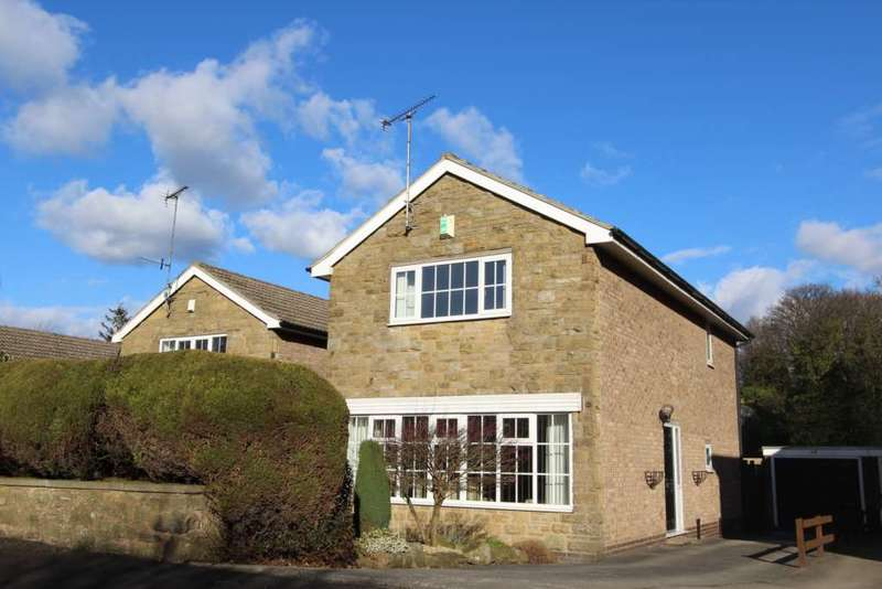 4 Bedrooms Detached House for sale in Latham Lane, Gomersal