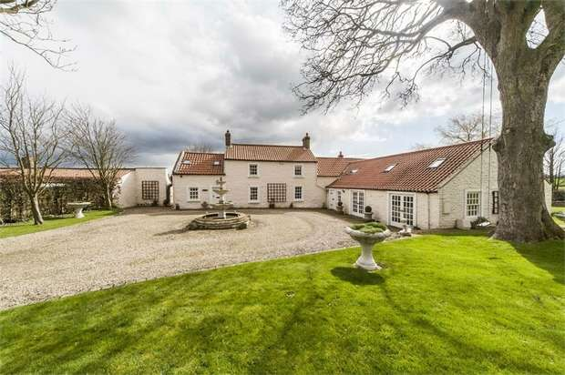 9 Bedrooms Detached House for sale in Langton, Darlington, Durham