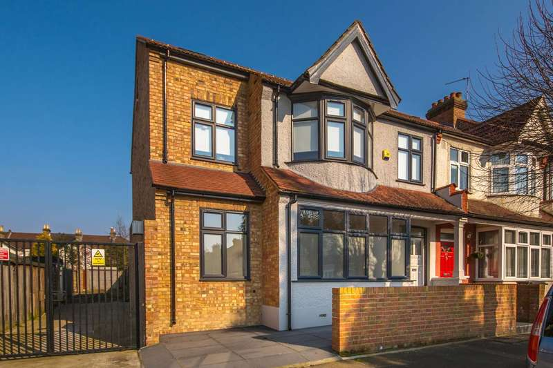 5 Bedrooms House for sale in Goston Gardens, Thornton Heath, CR7
