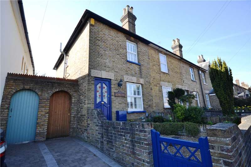 3 Bedrooms End Of Terrace House for sale in Hoddesdon