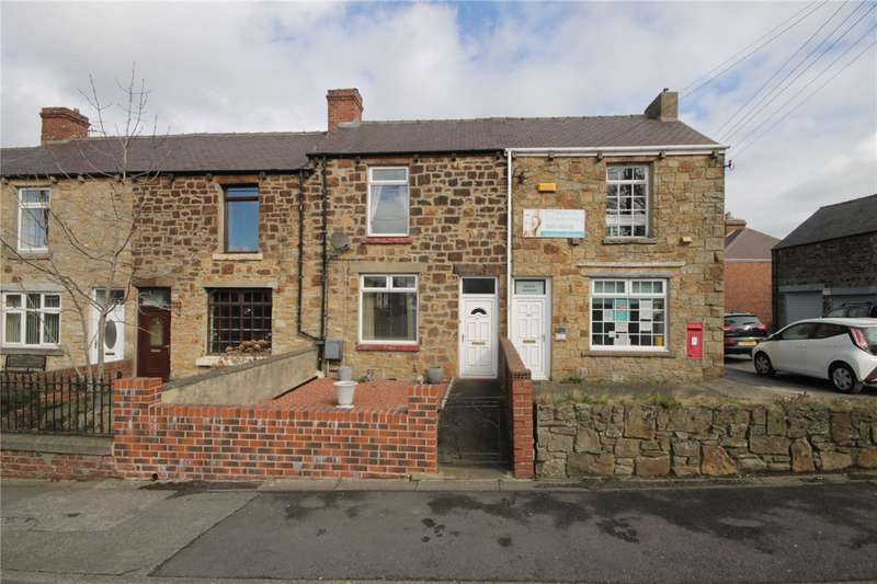 2 Bedrooms Terraced House for sale in Durham Road, Consett, County Durham, DH8