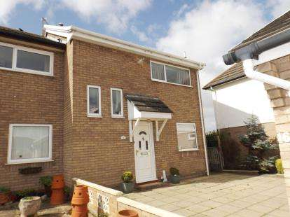 3 Bedrooms Semi Detached House for sale in Duchess Close, Llandudno, Conwy, LL30