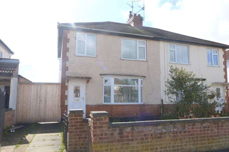 3 Bedrooms Semi Detached House for sale in Marstown Avenue, Wigston (Draft Details)