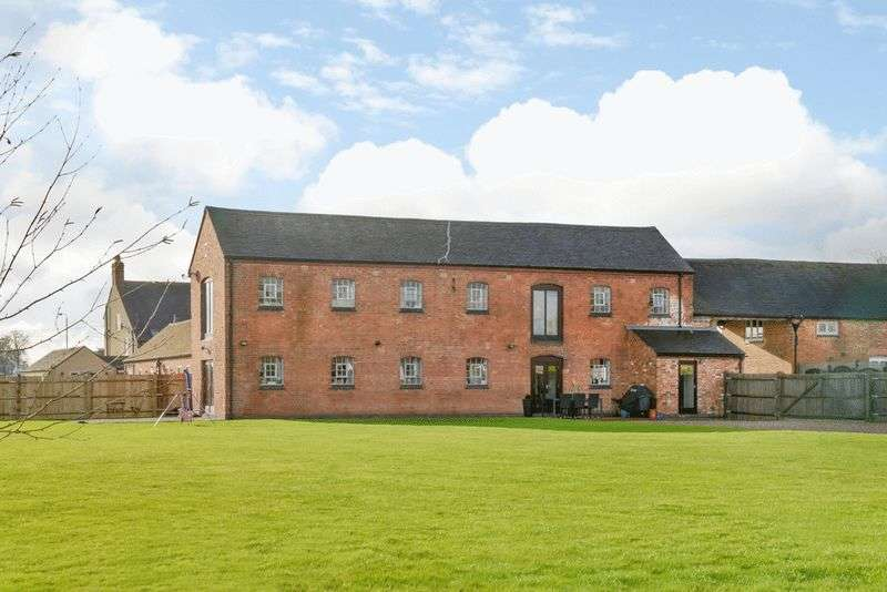 5 Bedrooms Detached House for sale in Hinckley Road, Barwell,