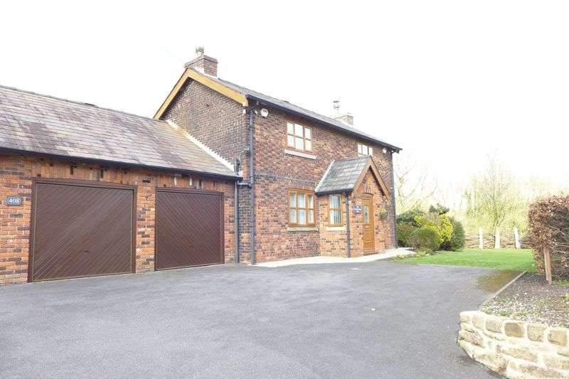 4 Bedrooms Detached House for sale in Dorothy Rigby Farm, Wigan Road, Westhoughton, Bolton