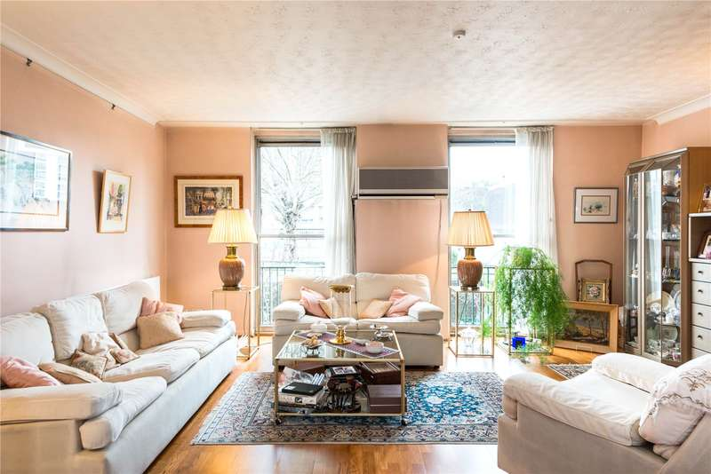 4 Bedrooms Terraced House for sale in Elliott Square, London, NW3