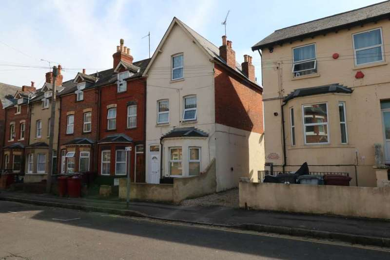 3 Bedrooms End Of Terrace House for sale in Argyle Street, Reading