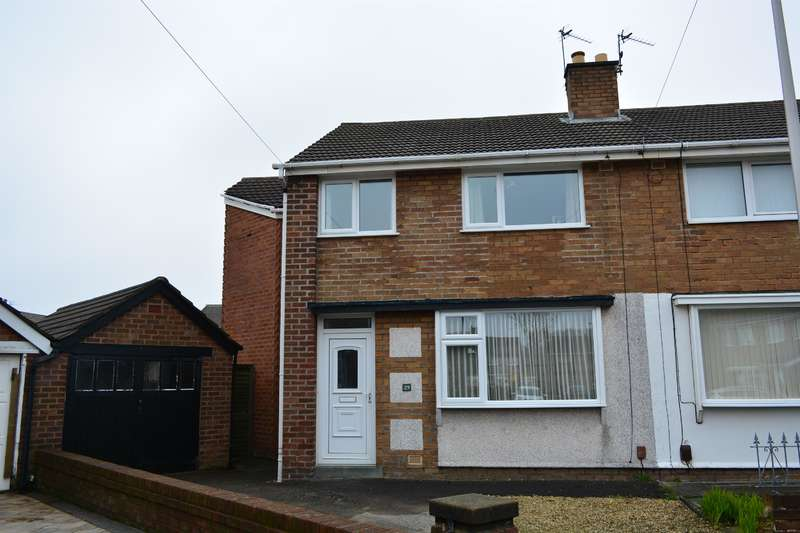 4 Bedrooms Semi Detached House for sale in Hurstmere Avenue, Blackpool, FY4 3EJ
