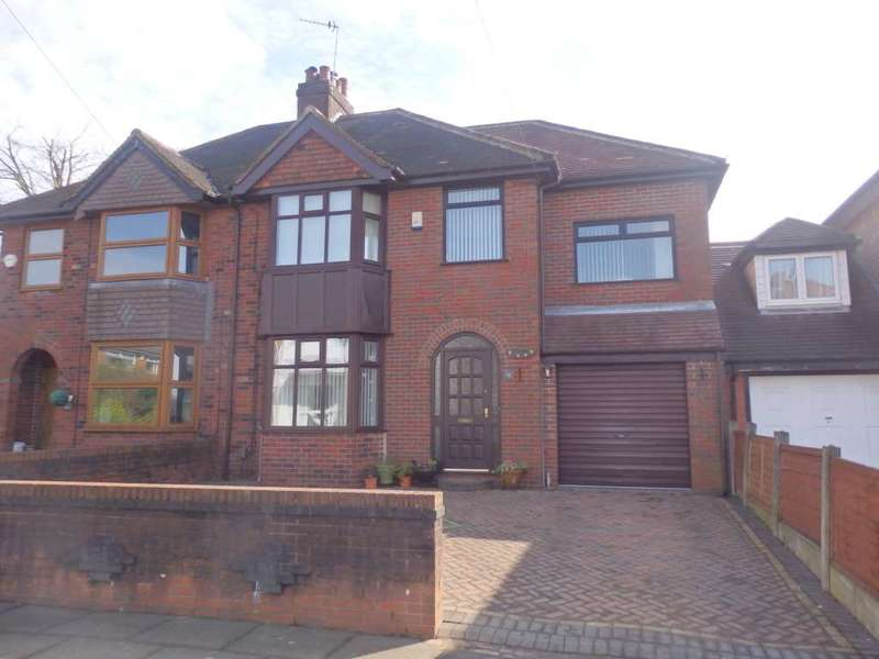 4 Bedrooms Semi Detached House for sale in Fifth Avenue, Heaton