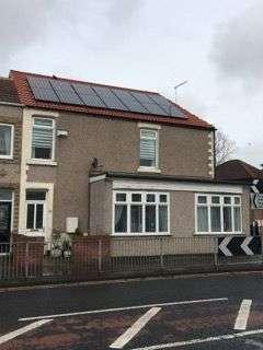 3 Bedrooms Terraced House for sale in Half Moon Street, Choppington