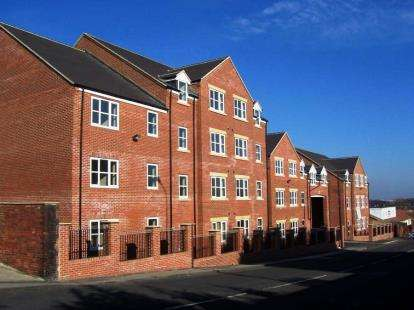 2 Bedrooms Flat for sale in Dovedale Court, Seaham, Durham, SR7