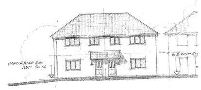 2 Bedrooms Semi Detached House for sale in East Devon