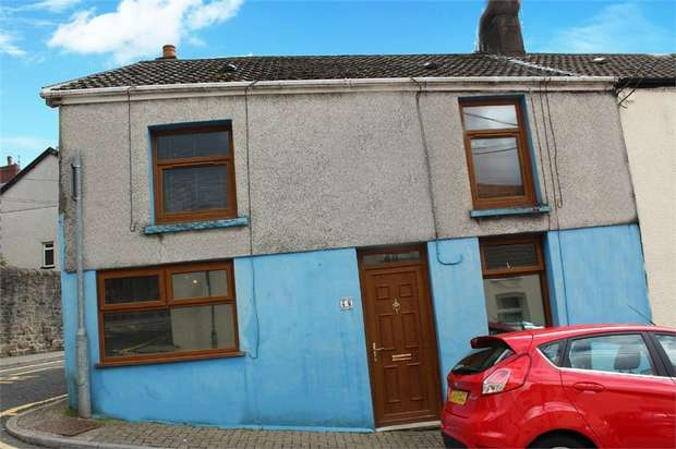 3 Bedrooms End Of Terrace House for sale in London Street, Mountain Ash, Mid Glamorgan