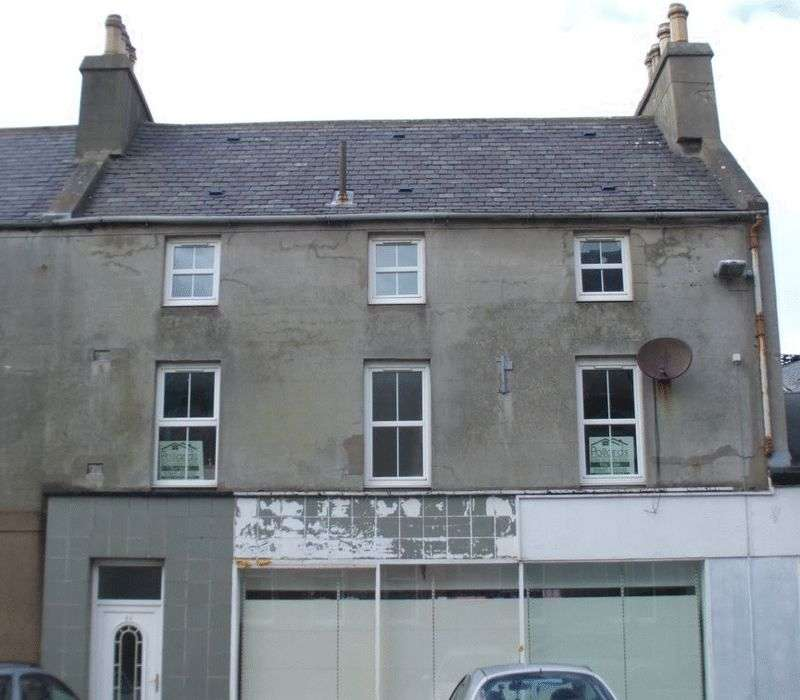 2 Bedrooms Flat for sale in 24 High Street, Thurso, Caithness, KW14 8AJ
