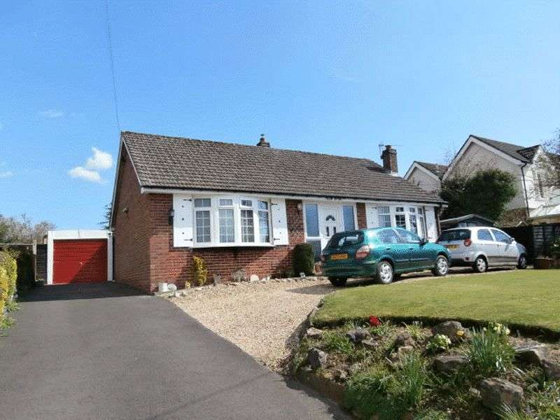 2 Bedrooms Detached Bungalow for sale in High Street, Soberton