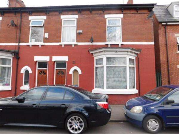 5 Bedrooms Terraced House for sale in Oxney Road, Lancashire